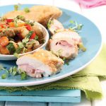Celeb food: Angelique Gerber – Cordon Bleu Chicken