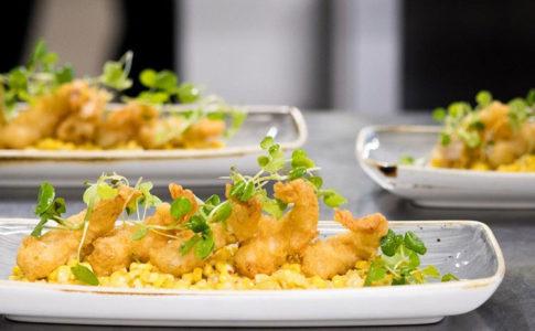 tempura garnale