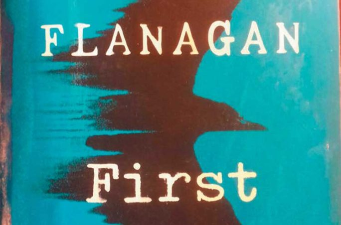Kies 'n boek: First Person, Richard Flanagan