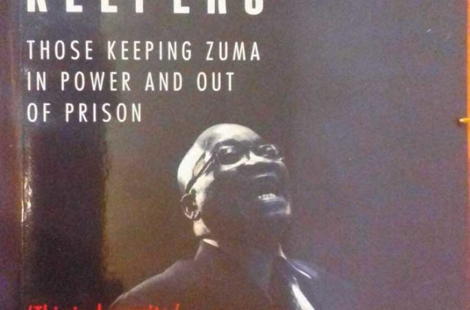 Kies 'n boek: The President's Keepers - Jacques Pauw