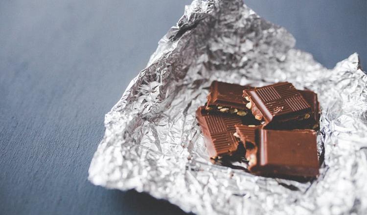 Is sjokolade se dae getel?