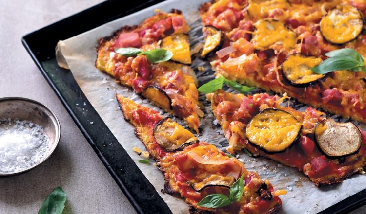Maklike pizza