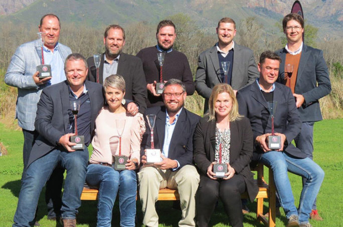 Suid-Afrika se Absa Top 10 Pinotage wenners bekroon