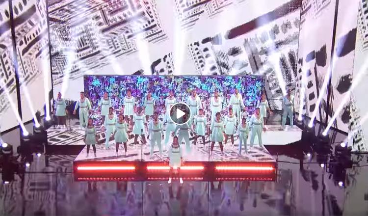 VIDEO: Ndlovu Youth Choir se semi-finale optrede