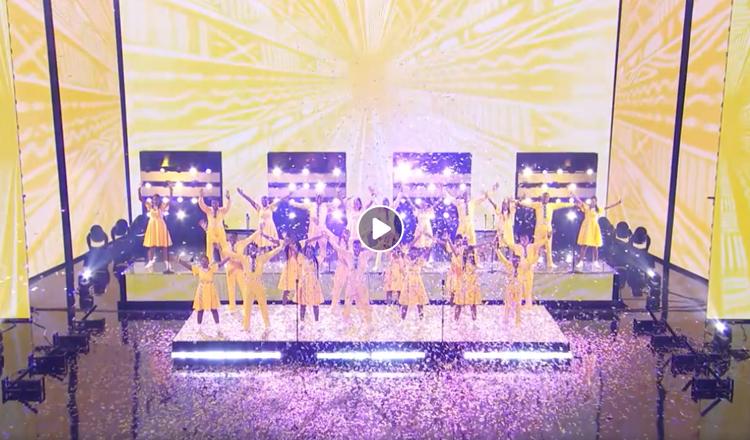 VIDEO: Ndlovu Youth Choir se finale optrede