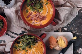 Patat-wortel-en-gemmer-sop